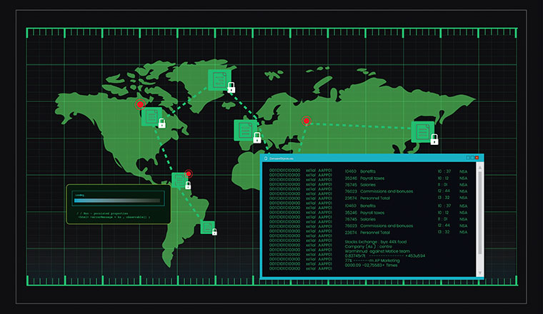 Destructive Cyberattacks Spiked in Q3